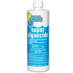 Buy In The Swim Super Pool Algaecide Pool Water, Water Sports Store, Water Well