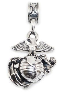 Military Pandora Charms
