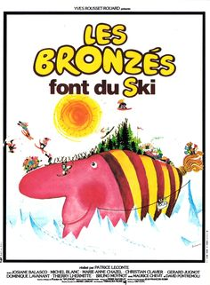 Directed by Patrice Leconte. With Josiane Balasko, Michel Blanc, Marie-Anne Chazel, Christian Clavier. Eight tourists who met in a holiday camp on the Ivory Coast are reunited for a skiing holiday. Film Fr, Bon Film, Film Movie, Dominique Lavanant, Gerard Jugnot, Grand Film, Thierry Lhermitte, French Movies, Bronze