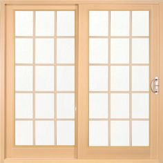 71-1/4 in. x 79-1/2 in. Composite White Left-Hand Sliding Patio ...