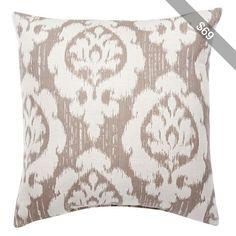 Pottery Barn Sunbrella® Devin Ikat Indoor/Outdoor Pillow