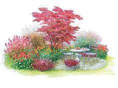 Sitzplatz in Blau oder Rot - Seite 2 - Mein schöner Garten