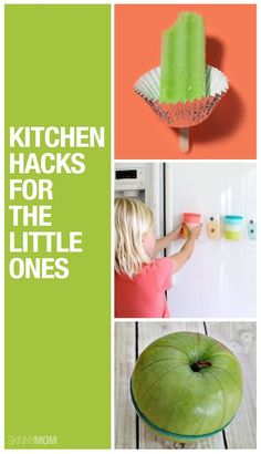 Keep your kids busy and clean with these helpful hacks.