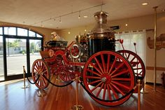 old fire engines | Antique Fire Engine No. 1