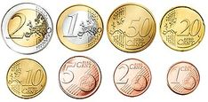 ευρω κερματα - Αναζήτηση Google Euro Coins, Life Skills, Stamp, Personalized Items, Diners, Special Education, Biscotti, Google Search, School