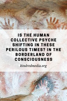 Is The Human Collective Psyche Shifting In These Perilous Times? In The Borderland Of Consciousness Perilous Times, Borderlands, Consciousness, Nest, Nest Box, Mindfulness