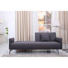 Underwood Sofa Bed in Grey