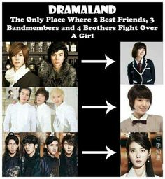 Boys Over Flowers, You're Beautiful, and Scarlet Heart: Ryeo Korean Drama Funny, Korean Drama Quotes, Korean Drama Movies, Korean Actors, Korean Dramas, Kdrama Memes, Funny Kpop Memes, Funny Quotes, Boys Over Flowers