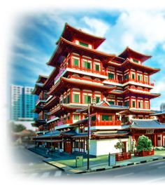 Buddha Tooth Relic Temple and Museum  http://www.btrts.org.sg/