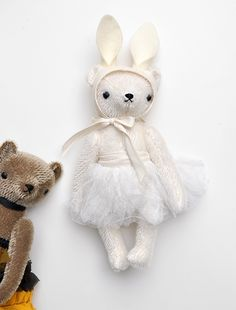 PDC Classic Rabbit Ballerina Dress Up