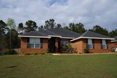 Move-in ready with new carpet, paint. Open plan features large central greatroom, formal dining, breakfast area, kitchen w/ gas range. Master has private bath with WC, sep shower, tub, his & hers sink & large walk-in closet. Private, fenced yard backs up to woods. Circle this one!