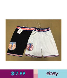 21bafccef897 Athletic Apparel Space Jam Tune Squad Bunny Looney Toones Bugs Lola Jordan  Taz Basketball Shorts  ebay  Fashion