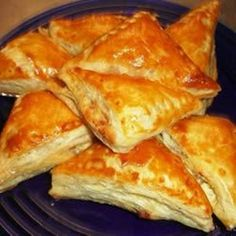 """Feta Cheese Foldovers 