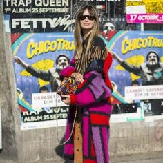 Gallery: Winning street style looks at Paris Fashion Week