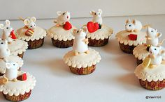 Little Mouses - Little Mouses cupcakes