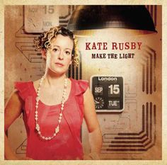 2010 'Make the Light'    After a break to have her daughter Daisy, Kate has been back writing and recording in the studio.     Available on iTunes and via our shop: https://www.purerecords.net/product/make-the-light/