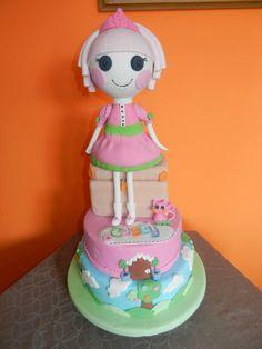 cake Lalaloopsy