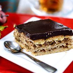 Σοκολάτα Walnut κέικ