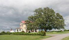 @P. Allen Smith's Moss Mountain Garden Home, Little Rock, AK