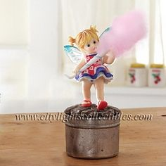 MY LITTLE KITCHEN FAIRIES cotton candy