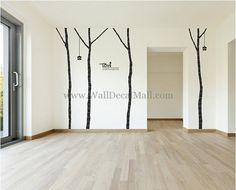 Bambi Love Tree Wall Decals WallDecalMallcom Tree Wall Decals - Bambi love tree wall decals