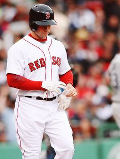 His first major at bat he hits a grand slam. - watched it love him! Boston Red Sox Players, 2013 World Series, Red Sox Nation, Boston Strong, Mlb Teams, Editing Pictures, Champs, Baseball, Awesome