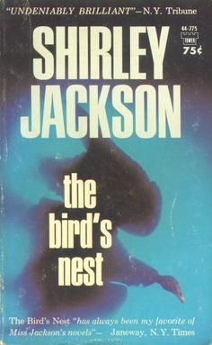 12 Best Shirley Jackson Book Covers The Bird S Nest Images On