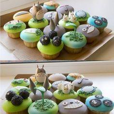 tortas totoro - Buscar con Google