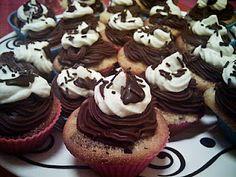 Cupcakes trois chocolats