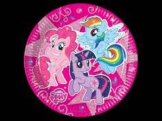 8 Assiettes Mon petit Poney étoile - Thema-Deco Anniversaire My Little Pony, Thema Deco, Little Poney, My Little Pony Pictures, Girls Shoes, Kids Rugs, Dinner Plates, Little Pony, Cardboard Paper