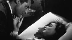 Notorious (1946) I will never forget when a long ago co-worker expressed her shock that I could like/love such a sexist film.  It's true. It's vintage Hitchcock torture of promiscuous women. But Cary Grant and Ingrid Bergman . . .  no words.