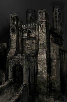 Area Concept - Pictures & Characters Art - Dark Souls