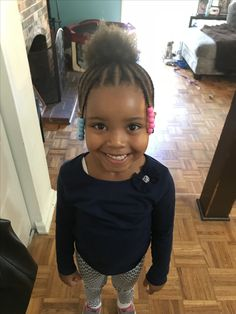Little Girls Natural Hairstyles, Toddler Braided Hairstyles, Black Kids Hairstyles, Teenage Hairstyles, Baby Girl Hairstyles, Older Women Hairstyles, Cool Hairstyles, Braid Hairstyles, Toddler African American Hairstyles