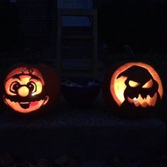 Super Mario and Oogie Boogie
