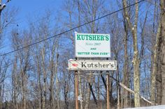 Kutsher's sign (since 1907). More at kutshersdoc.com .