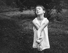 Nancy, Danville, Virginia, 1969 © Emmet Gowin