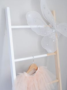 Our Simply Child pine wall ladder is the perfect accessory for your little one's bedroom. Hang clothes, towels or even little hangers. One Bedroom, Kids Bedroom, Wall Ladders, Modern Kids Furniture, Pine Walls, Clothes Rail, Bassinet, Barn, House