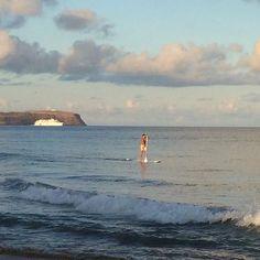 Fim de dia de praia em grande! #nofilter #fimdetarde #portosanto #sup by nunogmabreu