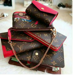 c3d3e42487c1 pinterest: @isabubs Louis Vuitton Accessories, Handbag Accessories, Louis  Vuitton Wallet, Vuitton