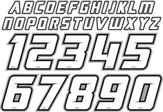 Image result for motocross racing font