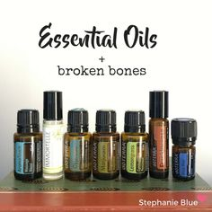 Essential oils are incredibly versatile and have some amazing health benefits. We have been using essential oils to help with my daughter's broken leg with great success Essential Oils For Stress, Essential Oils Guide, Essential Oil Uses, Healing Oils, Aromatherapy Oils, Natural Healing, Arthritis, Broken Leg, Heal Broken Bones