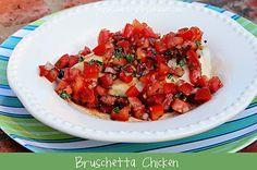 Jenna's Journey: Bruschetta Chicken