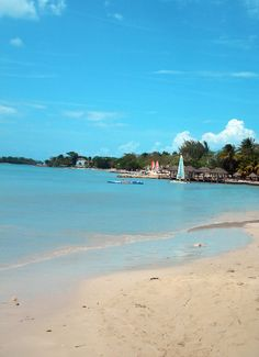 Lovely view from Beaches Negril.