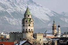 Hall in Tirol (Innsbruck Land) Tirol AUT