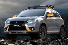 2018-2019 Mitsubishi introduced the L200 and concepts ASX GEOSEEK