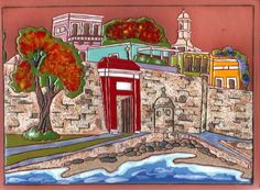 Puerta de San Juan Plaque