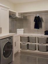 More ideas below: Unfinished basement laundry room layout ideas before and after basement laundry . More ideas below: Unfinished basement laundry room layout ideas before and after basement laundry ideas for beauty and cute stone painting - # i. Laundry Room Layouts, Laundry Room Remodel, Laundry Room Organization, Laundry Room Design, Laundry In Bathroom, Organization Ideas, Bathroom Plumbing, Storage Ideas, Laundry Room Countertop