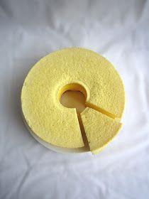 Noms I Must: Lemon Chiffon Cake