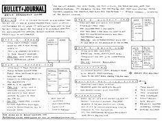 Great layout of where to start with your bullet journal! Free Bullet Journal Reference Guide — Tiny Ray of Sunshine Bullet Journal Starter Guide, Bullet Journal Reference Guide, Bullet Journal Décoration, Bullet Journal Layout, Bullet Journal Quick Start, Bullet Journal Cheat Sheet, Journal Format, Journal Template, List Template