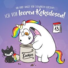 ATTENTION – you love unicorns? Now click the pin and come directly to the bes …. ATTENTION – you love unicorns? Now click the pin and come directly to the bes … – Lara Kraft – Friday Funny Pictures, Happy Friday The 13th, Unicorn Pictures, Unicorns And Mermaids, Fall Color Palette, Rainbow Unicorn, Magical Creatures, Memes Humor, Horse Art